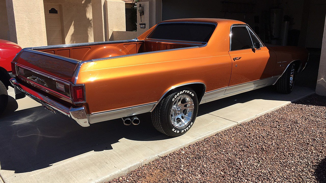 1972 Chevrolet El Camino for sale 100905027