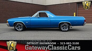 1972 Chevrolet El Camino for sale 100963916