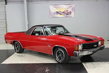 1972 Chevrolet El Camino for sale 100981483