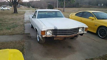 1972 Chevrolet El Camino for sale 100847482