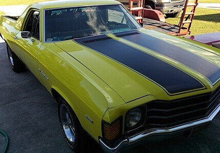 1972 Chevrolet El Camino for sale 100853331