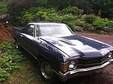 1972 Chevrolet El Camino for sale 100889399