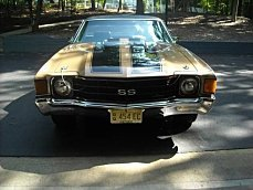 1972 Chevrolet El Camino for sale 100896581