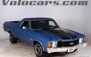 1972 Chevrolet El Camino for sale 100923554