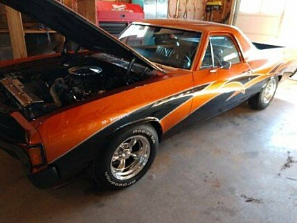 1972 Chevrolet El Camino for sale 100946846