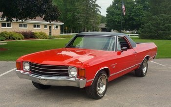 1972 Chevrolet El Camino for sale 100973598