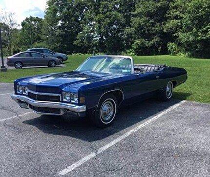 1972 Chevrolet Impala for sale 100942058