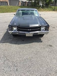 1972 Chevrolet Impala for sale 100989658