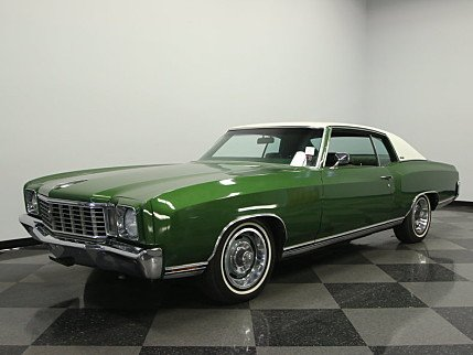 1972 Chevrolet Monte Carlo for sale 100766151