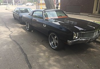 1972 Chevrolet Monte Carlo for sale 100893785
