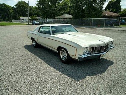 1972 Chevrolet Monte Carlo for sale 100830481
