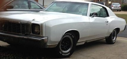1972 Chevrolet Monte Carlo for sale 100848273