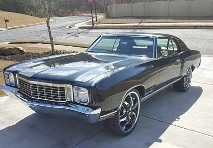 1972 Chevrolet Monte Carlo for sale 100883709