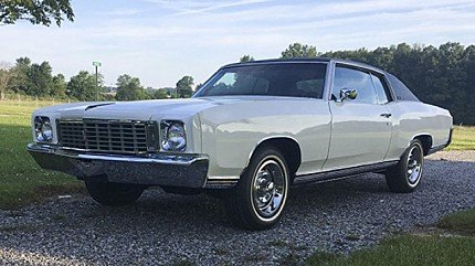 1972 Chevrolet Monte Carlo for sale 100894527