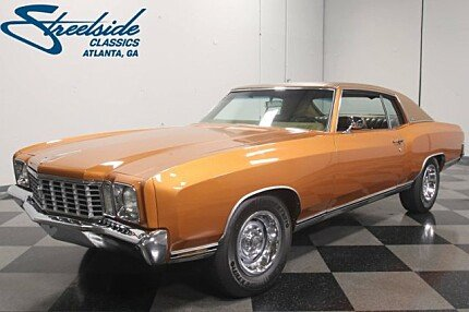 1972 Chevrolet Monte Carlo for sale 100957202