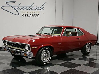 1972 Chevrolet Nova for sale 100765736