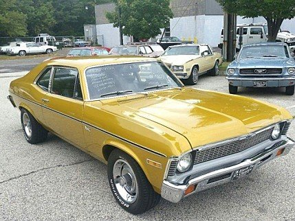 1972 Chevrolet Nova for sale 100780337