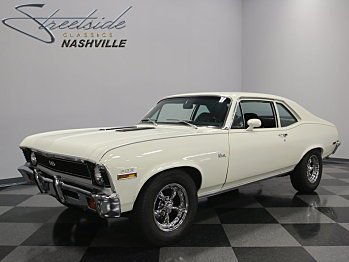 1972 Chevrolet Nova for sale 100887404