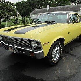 1972 Chevrolet Nova Sedan for sale 100909192