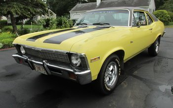 1972 Chevrolet Nova Sedan for sale 100909192