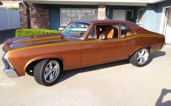 1972 Chevrolet Nova Coupe for sale 100924897