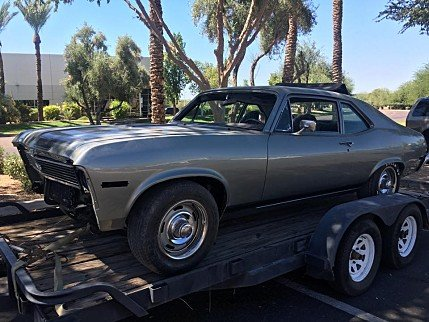 1972 Chevrolet Nova Coupe for sale 100887013