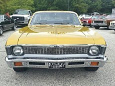 1972 Chevrolet Nova for sale 100780337