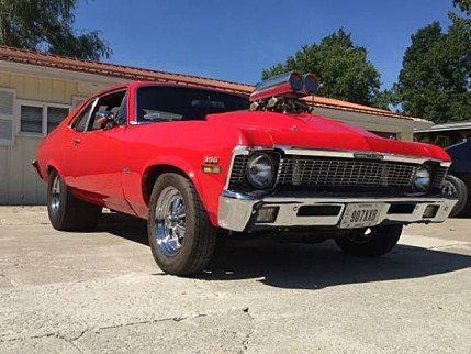 1972 Chevrolet Nova for sale 100853140