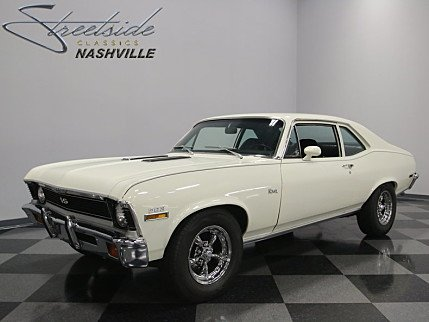 1972 Chevrolet Nova for sale 100887404