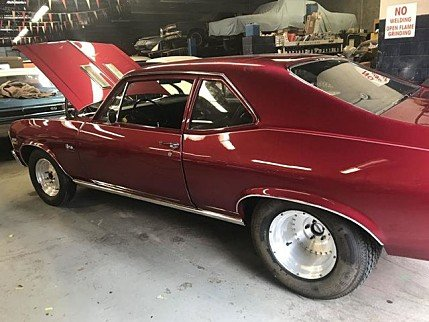 1972 Chevrolet Nova for sale 100929102