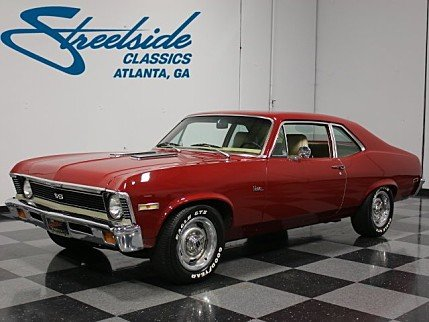 1972 Chevrolet Nova for sale 100945697