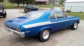 1972 Chevrolet Nova for sale 100947507