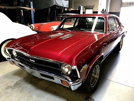 1972 Chevrolet Nova for sale 100959793