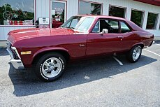 1972 Chevrolet Nova for sale 101002084