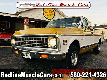 1972 Chevrolet Other Chevrolet Models for sale 100960533
