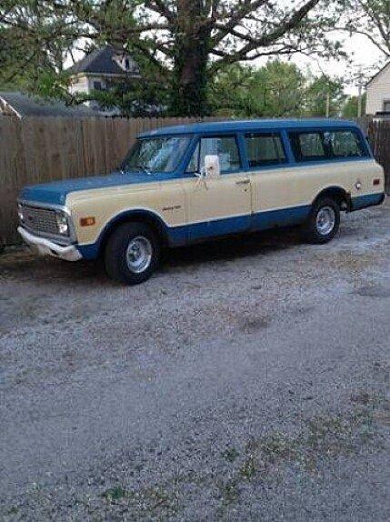 1972 Chevrolet Suburban for sale 100862259