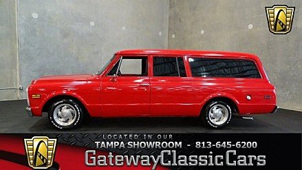 1972 Chevrolet Suburban for sale 100790786