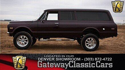 1972 Chevrolet Suburban for sale 100910350