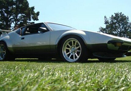 1972 De Tomaso Pantera for sale 100793262