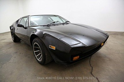 1972 De Tomaso Pantera for sale 100849643