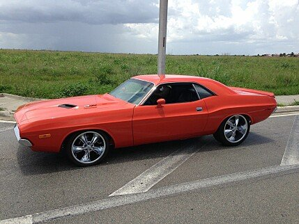 1972 Dodge Challenger Clics for Sale - Clics on Autotrader