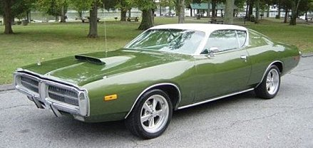 1972 Dodge Charger for sale 101031934