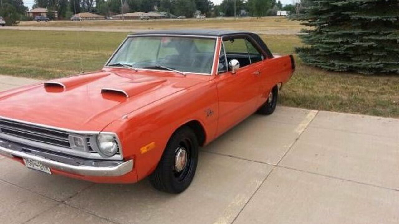 1972 Dodge Dart for sale 100925047