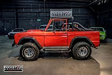 1972 Ford Bronco for sale 100872712