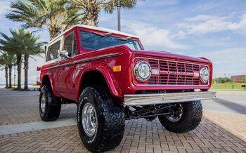 1972 Ford Bronco for sale 100887005