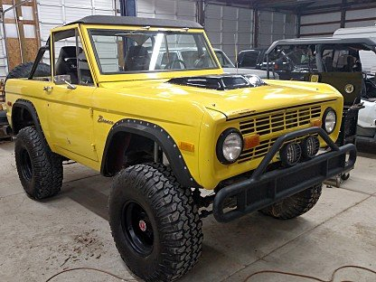 1972 Ford Bronco for sale 100954681