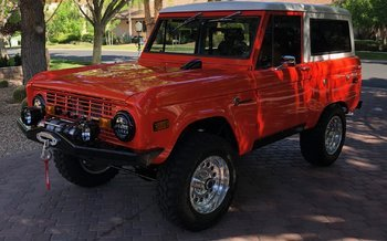 1972 Ford Bronco for sale 100990755