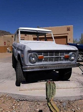 1972 Ford Bronco for sale 101003387