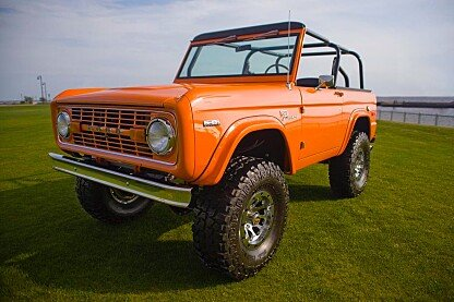 1972 Ford Bronco for sale 101022348