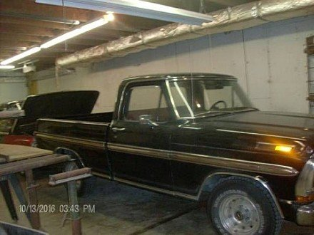 1972 Ford F100 for sale 100826620